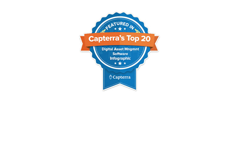 Brandworkz included as one of Capterra's 'Top Twenty Most Popular DAM Software Products'