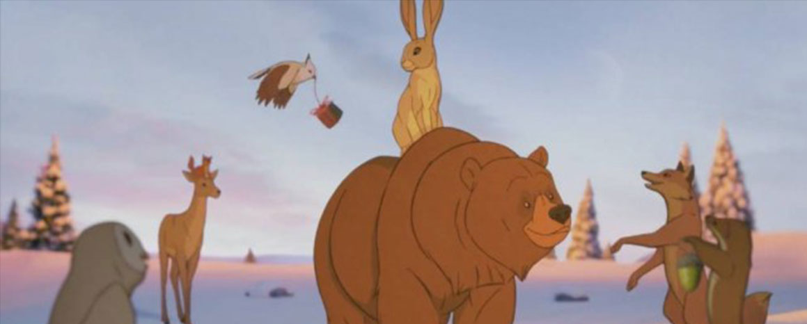 Bear-and-Hare
