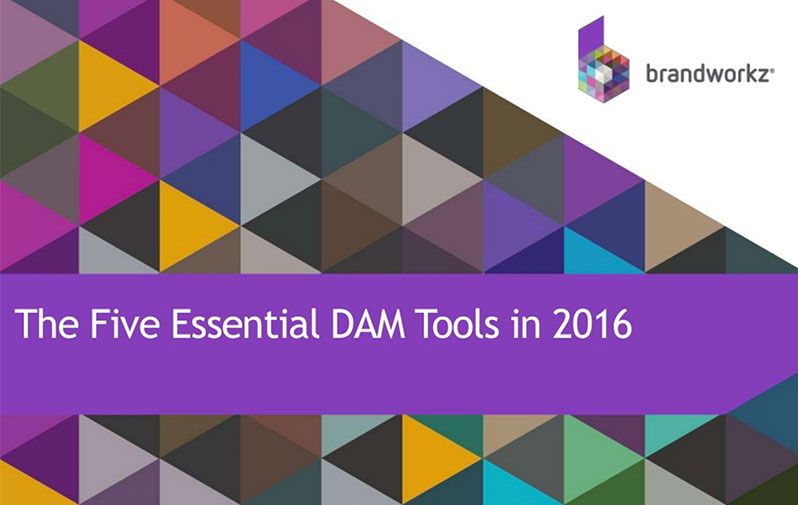 Brand Asset Management SlideShare: 5 DAM Essentials