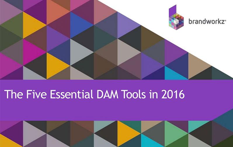 Brand Asset Management SlideShare: 5 DAM Essentials
