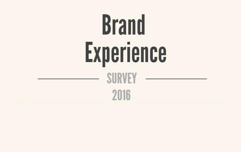 Brand-experience-survey