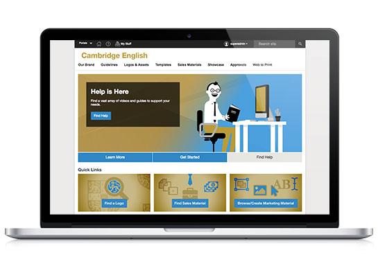 Cambridge University Press Brand Portal