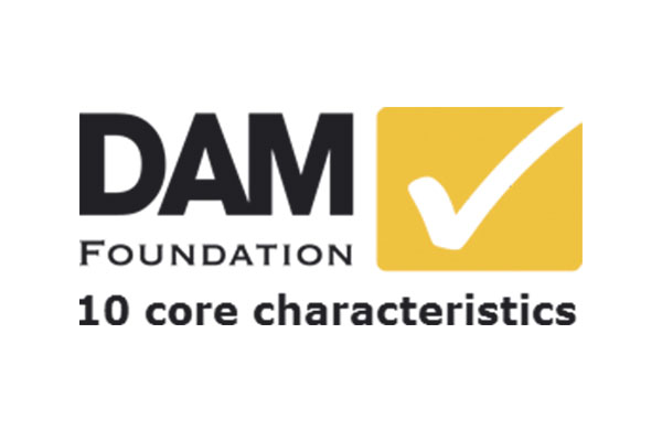 Brandworkz' DAM software: we're now an accredited digital asset management thanks to the DAM Foundation