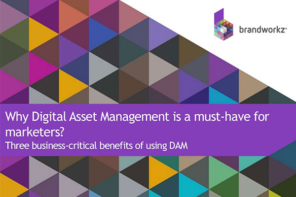 What are the benefits of Digital Asset Management?