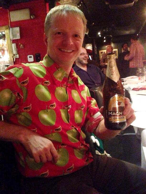 Jens-enjoying-a-drink-in-his-Christmas-shirt1