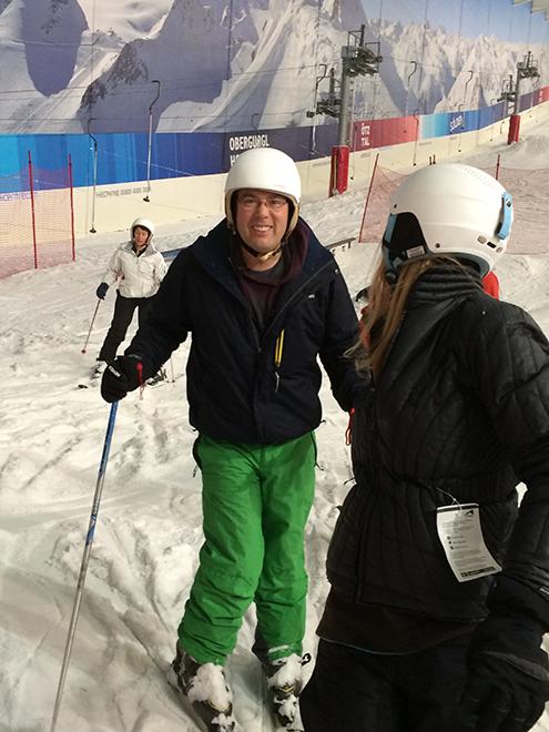 Martin Skiing