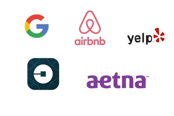 Mobile-branding-logos