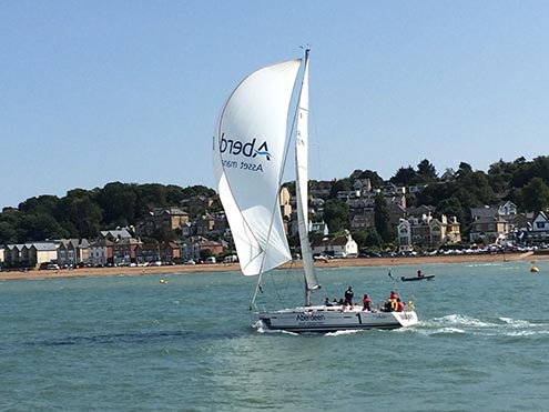 One-of-the-competitors-at-Cowes-Week