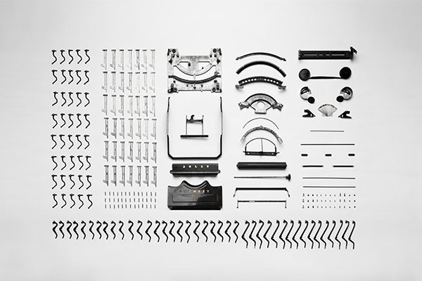 Parts-of-a-typewriter