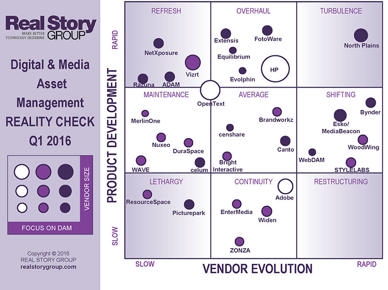 Real Story Group Digital and Media Asset Management Reality Check