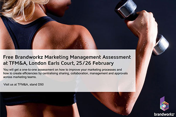 Brankworkz exhibits at leading marketing technology conference, TFM&A