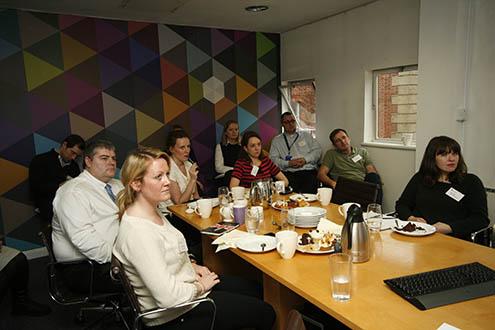 Users group meeting demo