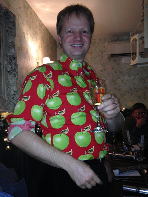 The Christmas Shirt