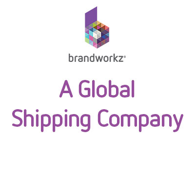 A Global Shipping Company