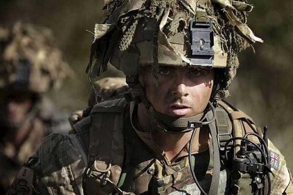 The British Army, Royal Navy & RAF