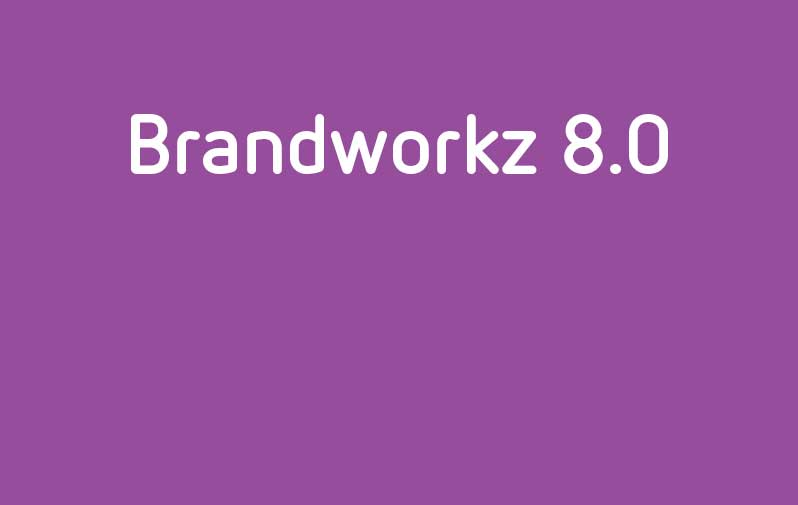 Brandworkz overhauls user interface in software version 8.0