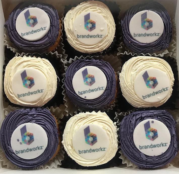 Brandworkz Cupcakes
