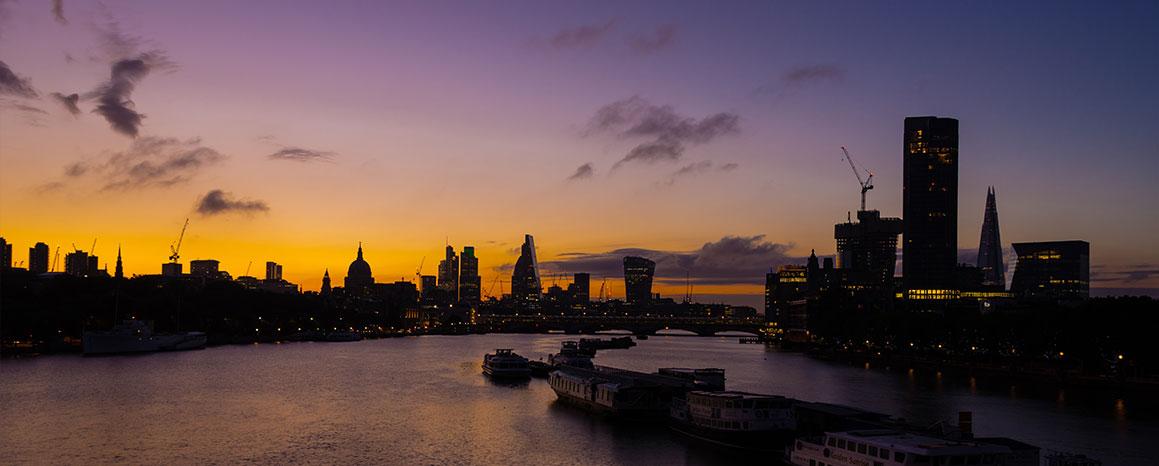 London-at-sunrise