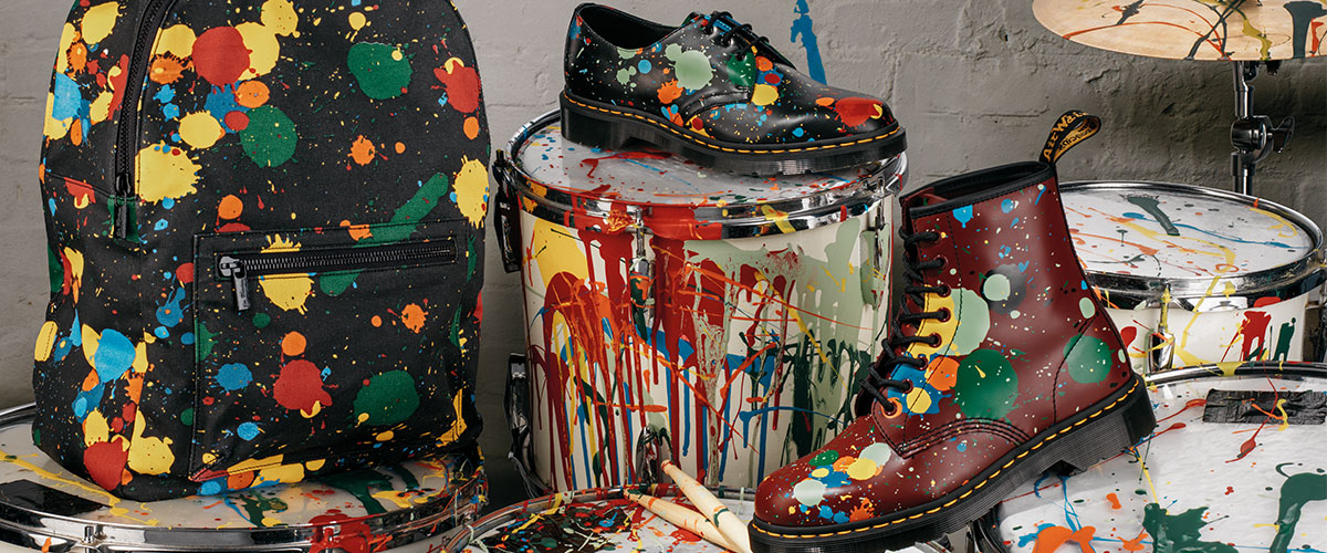Image from the Dr. Martens Hub