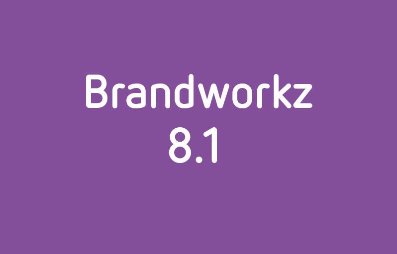 Brandworkz 8.1 features presentation by Hari Walters
