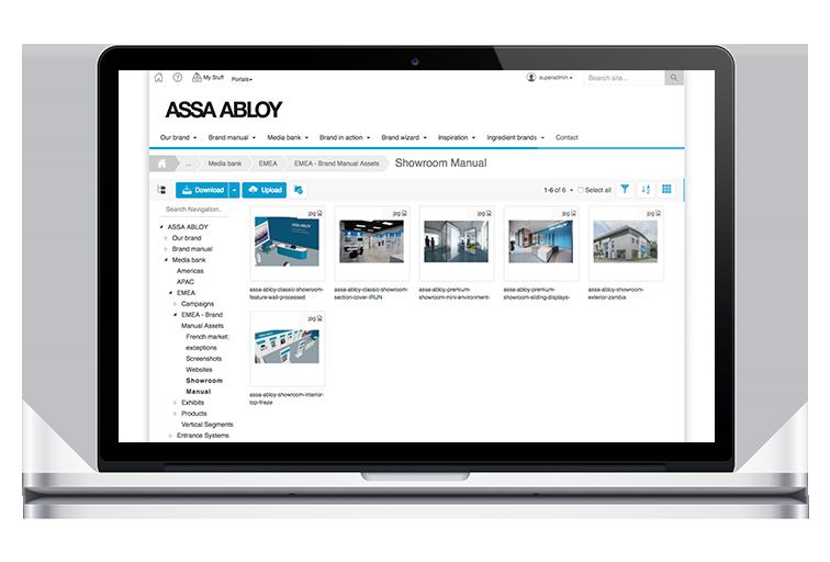 ASSA ABLOY Digital Asset Management