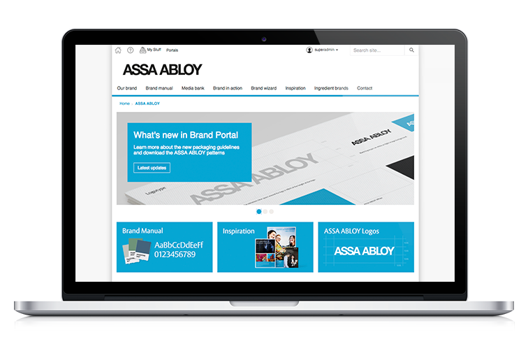 ASSA ABLOY Homepage