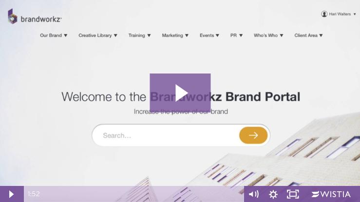 Brandworkz Digital Asset Management