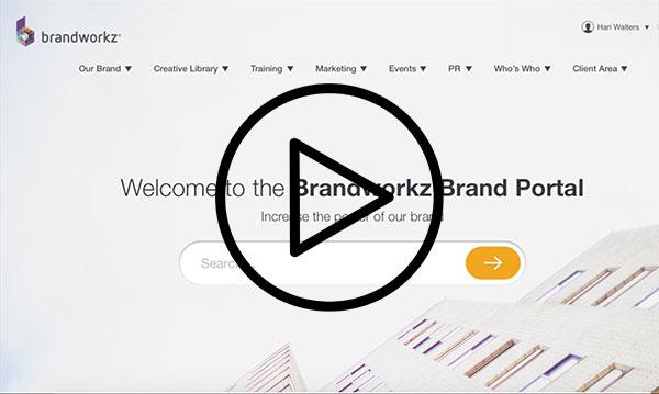 Brandworkz Brand Management Software in 2 minutes