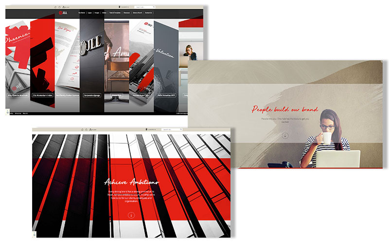 JLL-Brand-Hub-Collage-for-case-study