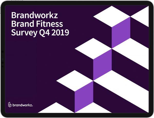 Brand Brand Fitness Survey Q4 2019
