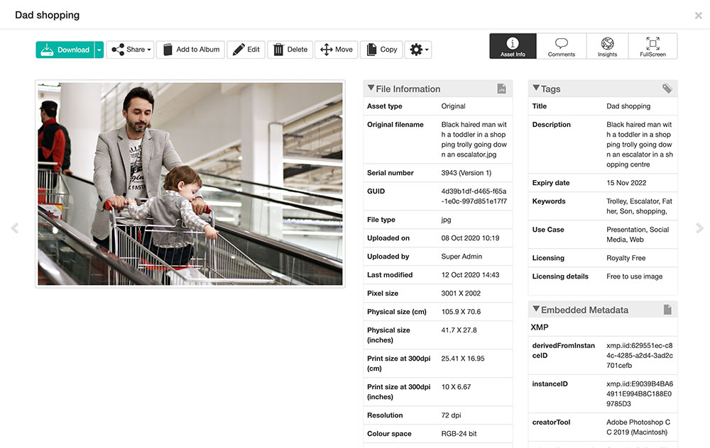 Digital-Asset-Management-Metadata